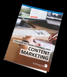 5 Reasons Technology Companies Need Content Marketing eBook