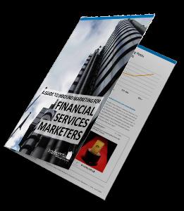 Inbound Marketing for Financial Services Marketers eBook