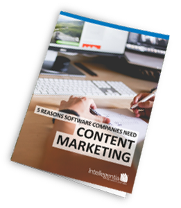 5 Reasons software companies need content marketing eBook