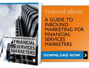 A Guide to Inbound Marketing for Financial Services Marketers